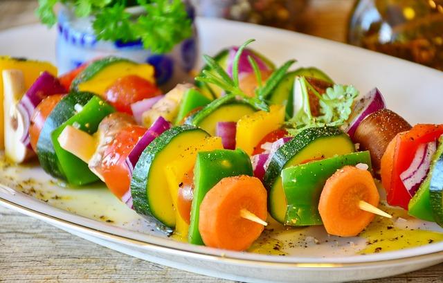 Warzywa bogate w żelazo