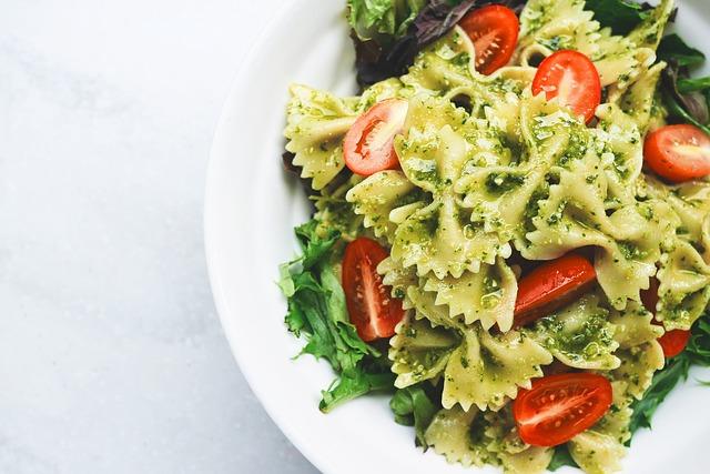 Warzywa liściaste - bogactwo substancji odżywczych i antyoksydantów