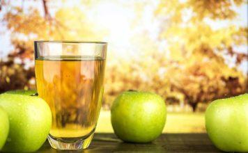 sok jabłko