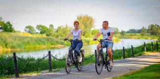 Damskie rowery z napędem elektrycznym do jazdy po mieście