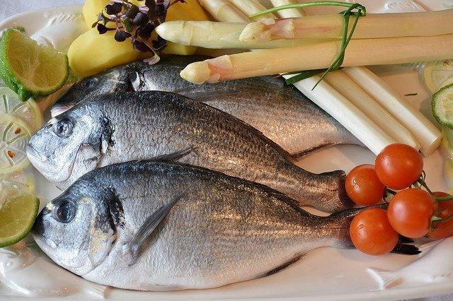 Ryby morskie mają wiele bezcennych właściwości