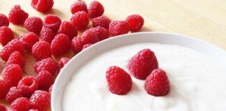 Jogurt naturalny - źródło witamin i minerałów